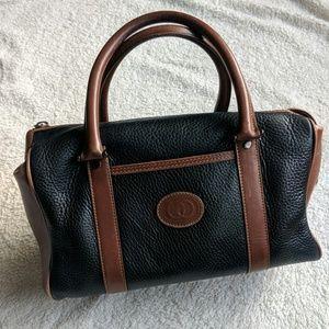 Vintage Gucci Leather Doctor Bag Satchel
